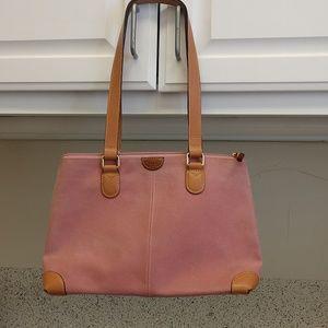 Pink Bric's bag